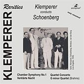 Klemperer Conducts Schoenberg by Various Artists