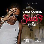 Play & Download Faith (Faithful Riddim) - Single by VYBZ Kartel | Napster