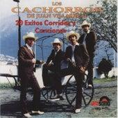 20 Exitos Corridos y Canciones by Los Cachorros de Juan Villareal