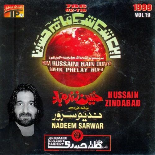 Hussain Zinda Bad, Vol. 19 by Nadeem Sarwar