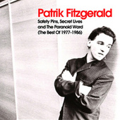 Play & Download Safety Pins, Secret Lives and the Paranoid Ward (The Best of 1977-1986) by Patrik Fitzgerald | Napster