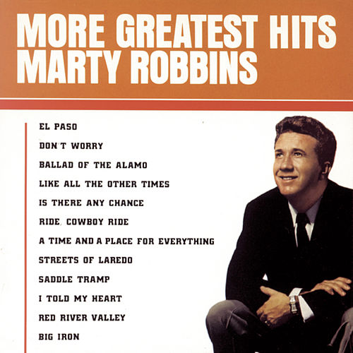 More Greatest Hits by Marty Robbins