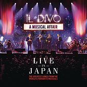 A Musical Affair: Live in Japan by Il Divo