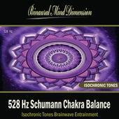 Play & Download 528 Hz Schumann Chakra Balance: Isochronic Tones Brainwave Entrainment by Binaural Mind Dimension | Napster
