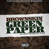 Brown Skin Green Paper by Various Artists