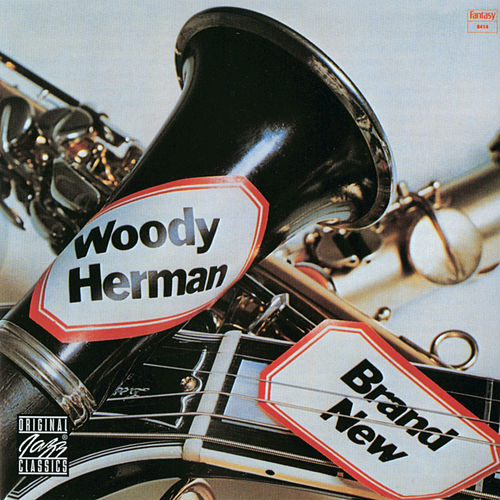 Brand New by Woody Herman