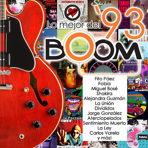 BOOM: Lo Mejor Del 93 by Various Artists