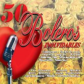 Play & Download 50 Boleros Inolvidables by Various Artists | Napster