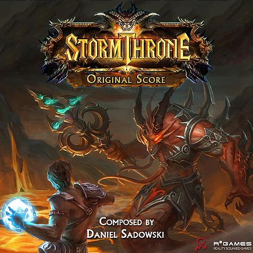Stormthrone (Original Score) by Daniel Sadowski
