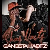 Play & Download Gangsta Habitz by Shag Nasty | Napster