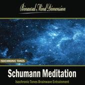 Play & Download Schumann Meditation (Alternating): Isochronic Tones Brainwave Entrainment by Binaural Mind Dimension | Napster