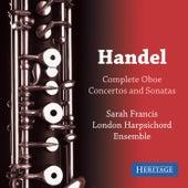 Play & Download Handel: Complete Oboe Concertos and Sonatas by Sarah Francis | Napster