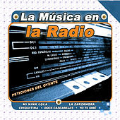 Play & Download La Música en la Radio by Various Artists | Napster