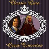 Play & Download Classic Line. Great Concertos by Orquesta Lírica Bellaterra | Napster