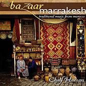 Bazaar Marrakesh by Chalf Hassan