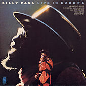 Live In Europe by Billy Paul