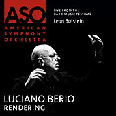 Play & Download Berio: Rendering by American Symphony Orchestra | Napster