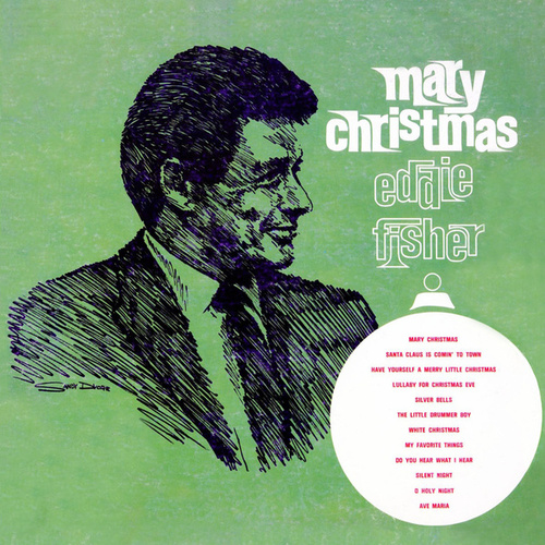 Mary Christmas by Eddie Fisher