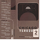 Two Syllable Records Chicago Cassette Compilation: Volume 2 by Various Artists