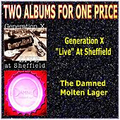 Play & Download Two Albums for One Price - Generation X & the Damned by Various Artists | Napster