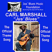 Play & Download Jus' Blues by Carl Marshall | Napster