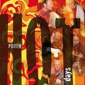 Play & Download Hot Days by Poitín | Napster