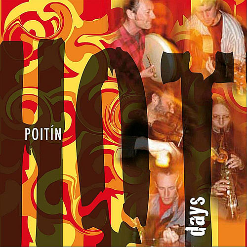 Play & Download Hot Days by Poitín | Napster