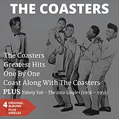 The Coasters (4 Original Albums Plus Singles) von The Coasters