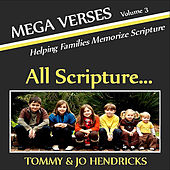 Play & Download Mega Verses Vol. 3 - All Scripture... by Tommy | Napster