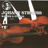Johann Strauss - Walzer & Polkas by Orchester Der Wiener Volksoper