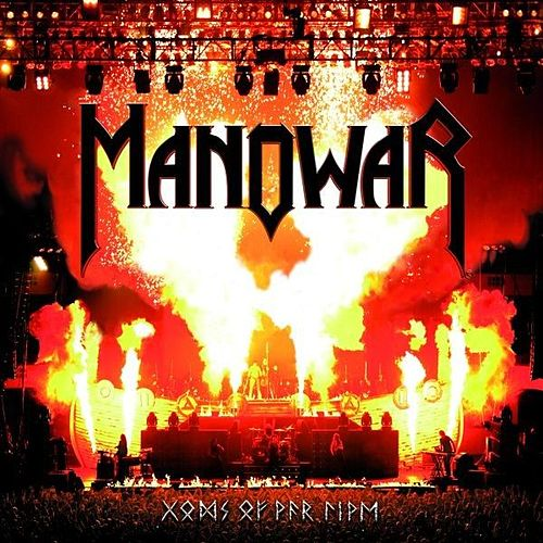 Gods Of War - Live by Manowar