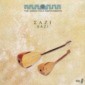 The Greek Folk Instruments V. 8: Sazi by Various Artists