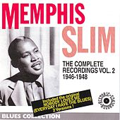 The Complete Recording Vol 2 by Memphis Slim