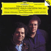 Play & Download Mozart: Violin Concertos Nos.3 & 5 by Itzhak Perlman | Napster
