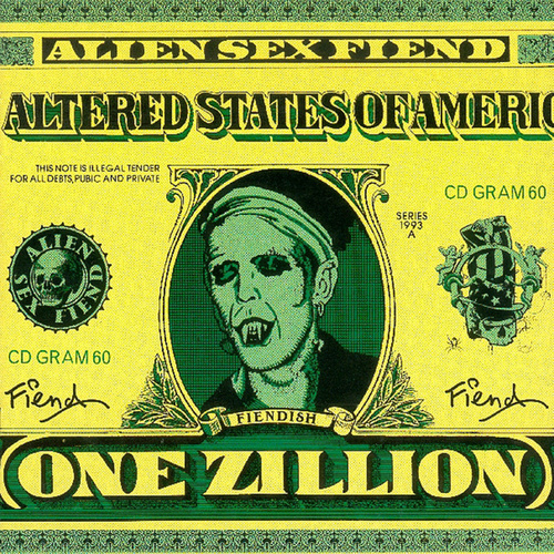 The Altered States Of America by Alien Sex Fiend