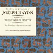 Play & Download Haydn: String Quartets by Schneider Quartet | Napster