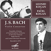 Bach: Violin Concertos, BWV 1041-1043 by Various Artists