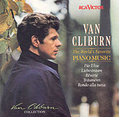 The World's Favourite Piano Music by Van Cliburn