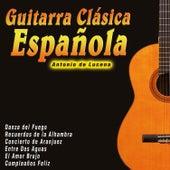 Play & Download Guitarra Clásica Española by Antonio De Lucena | Napster