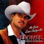 Play & Download Me Gusta Estar Contigo Asi by Leonel El Ranchero De Sinaloa | Napster