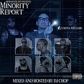 Minority Report by IQ