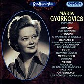 Great Hungarian Voices: Mária Gyurkovics by Maria Gyurkovics