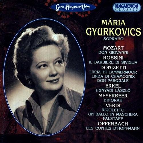 Great Hungarian Voices: Mária Gyurkovics by Maria Gyurkovics