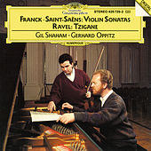 Play & Download Franck / Saint Saens: Violin Sonatas; Ravel: Tzigane by Gil Shaham | Napster