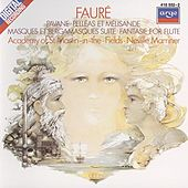 Fauré: Pelléas et Mélisande/Pavane/Fantasie, etc. by Various Artists