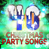 40 Christmas Party Songs by Various Artists
