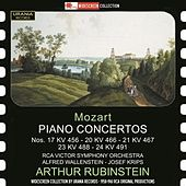 Play & Download Mozart: Piano Concertos by Arthur Rubinstein | Napster