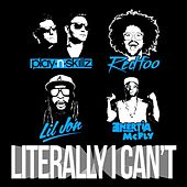 Play & Download Literally I Can't (Clean) [feat. Redfoo, Lil Jon & Enertia McFly] by Play-N-Skillz | Napster