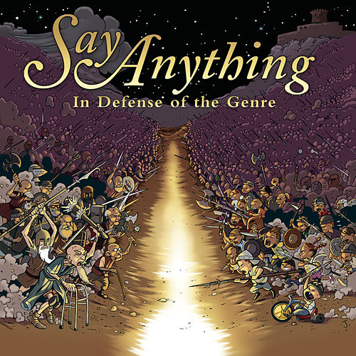 Play & Download In Defense Of The Genre by Say Anything | Napster