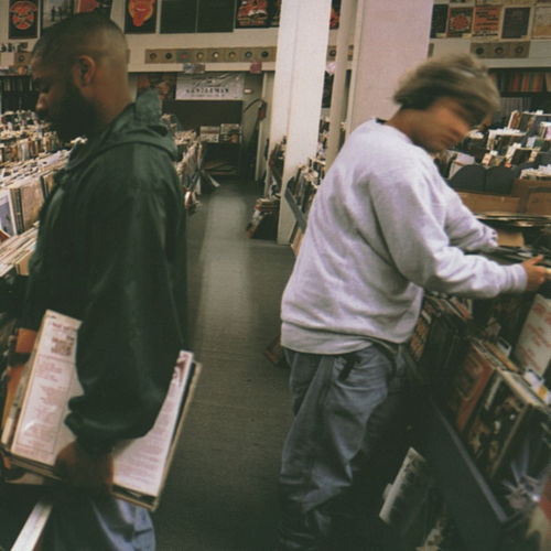 Endtroducing..... by DJ Shadow